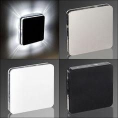 Oświetlenie schodowe Como LED Ten model zachwyca prostotą i elegancją. Lampa ma zaokrąglone brzegi i można wybrać białą, czarną, złotą, czarną szczotkowaną lub srebrną szczotkowaną. Idealnie sprawdzi ...
