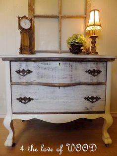 antiquing furniture