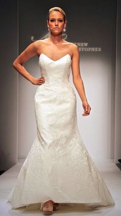 "The Odette Gown - Matthew Christopher ""Devotion Collection"" - Wedding - Bride"