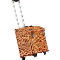 Amazon.com : Exeter 4-Person Picnic Basket : Patio, Lawn & Garden