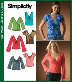 Simplicity 4076 - Looks like another great wardrobe builder and has good reviews