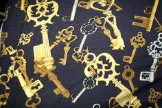 NB 15/16 6317-008 Tricot sleutels heel donkergrijs-blauw