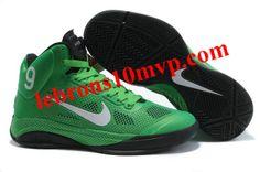 Nike Zoom Hyperfuse XDR 2010 Shoes Rajon Rondo PE Green/White Jordans Sneakers, Air Jordans, Nike Zoom, Nike Free, Green, Shoes, Fashion, Moda, Zapatos