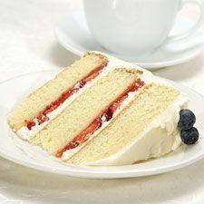 Vanilla Trifle Cake -WInner of the Massachusetts 2011 Topsfield Fair