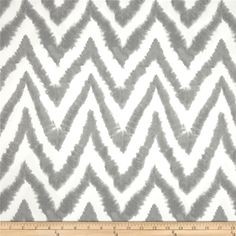 Premier Prints Diva Chevron Twill Storm from @fabricdotcom  Screen printed on cotton twill; this versatile lightweight (approx. 5.4 ounce) fabric is perfect for window treatments (draperies, valances, curtains and swags), toss pillows, bed skirts, duvet covers, some upholstery and other home decor accents. Create handbags, apparel (skirts, lightweight jackets, pants) and aprons. *Use cold water and mild detergent (Woolite). Drying is NOT recommended - Air Dry Only - Do not Dry Clean. Colors…