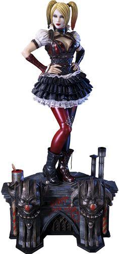 Harley Quinn Polystone Statue