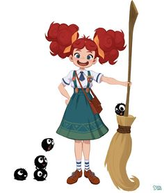 """ArtStation – New project – Spiraling Witch Encyclopedia """" Marie"""", Hong SoonSang - illustration character Kid Character, Female Character Design, Character Design References, Character Drawing, Character Design Inspiration, Character Illustration, Character Concept, Concept Art, Animation Character"""