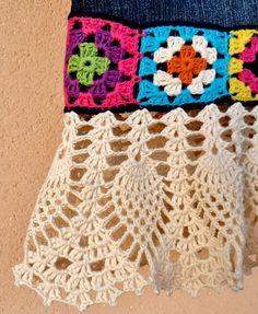 denim crochet skirt (4)