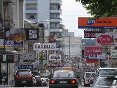 Paysandu, Uruguay I remember getting bizcochos on this street almost everyday. BISCOOOOCHOS *-*