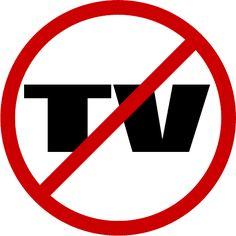 No TV
