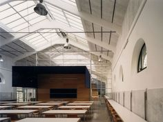 Roma 3 Architecture Faculty by Studio Insula - News - Frameweb