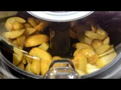 Potato Wedges and Mini Beef Burgers in Tefal Actifry 2 in 1 Tefal Actifry, Mini Potatoes, Actifry Recipes, Beef Burgers, Potato Wedges, Cucumber, Good Food, Cooking Recipes, Vegetables