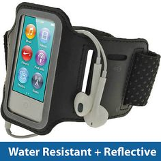 #Black #anti-slip sports jogging armband for new apple ipod nano 7th #generation ,  View more on the LINK: 	http://www.zeppy.io/product/gb/2/141543590014/