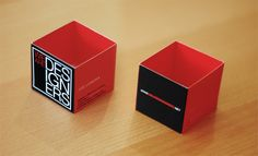 We Are Designers - Business Cards by Hash Milhan, via Behance