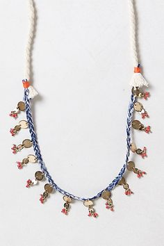 Bijouterie Layering Necklace from Anthropologie, for Lollapalooza