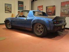 914R  -- one of the coolest-looking 914's I've seen.