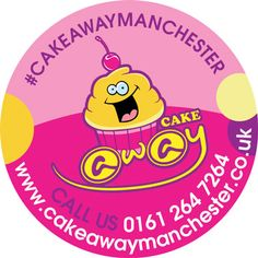 Cake away!