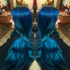 Aquatica  Color by Brandon Corbitt Joico color intensity  LOVE