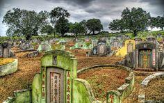 Cementerio..., ciudad de los muertos lo llaman en Egipto