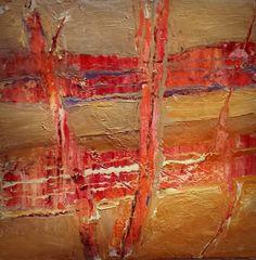 """Renate Horn, """"Wege"""" (1) Mit einem Klick auf 'Als Kunstkarte versenden' versenden Sie kostenlos dieses Werk Ihren Freunden und Bekannten."""