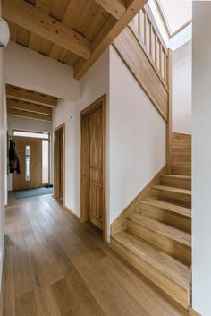 groß Referenzen :: Holzarchitektur – – Yaara Segal – # Holzarchitektur # Referenzen - Architecture Designs - New Ideas Wooden Architecture, Architecture Design, Modern Interior, Interior Design, Hallway Decorating, Home Projects, Home And Living, House Plans, Sweet Home