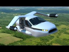 ► Flying Car - Terrafugia TF-X introduction. Very Cool!