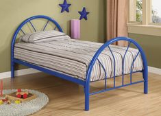 Metal twin bed frame – Painting a metal bed is a fast and simple way to update your bedroom decor. Metal beds can be painted easily with spray, acrylic or oil paint. The most economical options are spray and oil-based paint. Latex paint can also be used but it is easy and is not as durable...