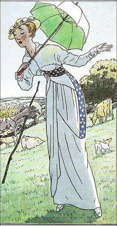 Belle époque -summer dress by Chéruit