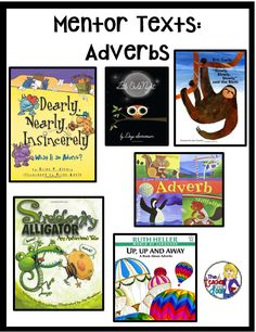 This post has lots of book lists with picture books (mentor texts) that are just right for teaching parts of speech, an important part of grammar lessons in the classroom. Grammar Activities, Teaching Grammar, Grammar Lessons, Teaching Writing, Teaching Ideas, Readers Workshop, Writing Workshop, Blog Writing, Writing Skills