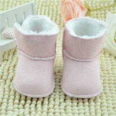 Bebé bonito interior confortável sapatos macios Sole Cor-de-rosa de algodão infantil Shoes miúdo encantador Primeira Walkers Shoes Neve Bota-in Shoes na Aliexpress.com   Alibaba Group