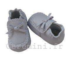 Chaussure Blanche Bébé Maya