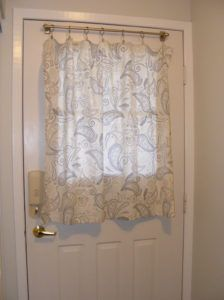 Curtain Ideas For Front Door Windows Http Civildisobedience Us