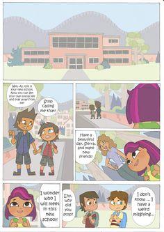 Total drama kids comic pag 14 by Kika-ila on DeviantArt Total Drama Island, Ps I Love, Drama Memes, Hipster Girls, Short Comics, Comic Page, Make New Friends, 90s Kids, Cartoon Network