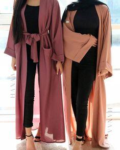 Hijab Fashion Summer, Modest Fashion Hijab, Street Hijab Fashion, Abaya Fashion, Muslim Fashion, Eid Outfits, Modest Outfits, Fashion Outfits, Mode Abaya