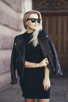 P.S. I Love Fashion // Black