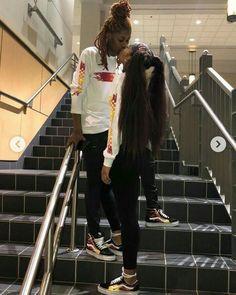 Cute Lesbian Couples, Lesbian Pride, Lesbian Love, Black Couples, Cute Couples Goals, Freaky Relationship Goals, Couple Goals Relationships, Couple Relationship, Black Power