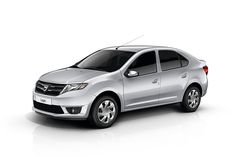 Dacia Logan - front end  restyling proposal