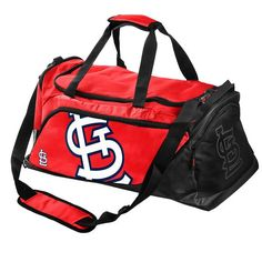 St. Louis Cardinals Medium Locker Room Duffel Bag - $54.99