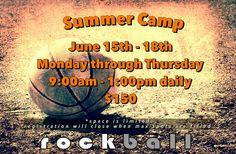 Register Now! $10 Saturday SKILLZ Groups   http://www.rockballlab.com/#/today