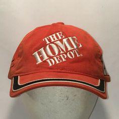 6b57338c07ffa Home Depot Snapback Hat Joe Gibbs Racing Baseball Cap NASCAR Dad Hats T102  M9034  BaseballCap