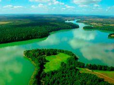 Mazury Lakes