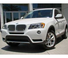 2013 BMW X3 -- Love this ride!!