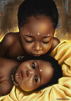 Black Art Family African Americans 63 New Ideas Black Love Art, Black Girl Art, Art Girl, Black Girls, Black Women, Black Art Painting, Black Artwork, Art Et Design, Diy Design