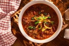 Fall Recipe: Chicken Chili That's Low-Fat