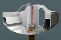 Shoal_shallow_draft_liftin.jpg : Owen Clarke Design - Yacht Design and Naval Architects