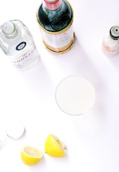 12 food writers share their favorite 3 ingredient cocktails