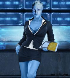 | Liara Shadow Broker - FemShep.com