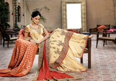 Mishaal Moazzam Bridal Wear Dresses Collection 2014 9 Mishaal Moazzam Bridal Wear Dresses Collection 2014