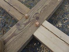 DOM ZE SŁOMY, gliny i drewna Outdoor Furniture, Outdoor Decor, Wood, Crafts, Case, Home Decor, Design, Furniture, Manualidades