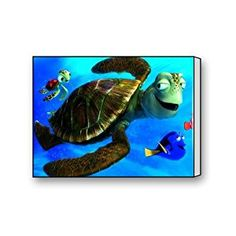 Amazon.com: Finding Nemo adventure Custom Wall D¨¦cor Art Canvas Prints 16 x 12 Inch: Oil Paintings